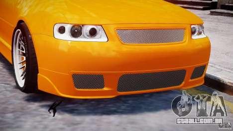 Audi A3 Tuning para GTA 4 motor