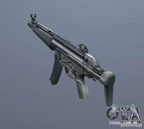 Gunpack from Renegade para GTA Vice City quinto tela