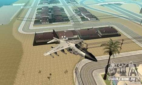 Upâčka-Hydra para GTA San Andreas vista traseira