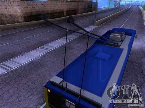 ElectroLAZ-12 para GTA San Andreas vista direita