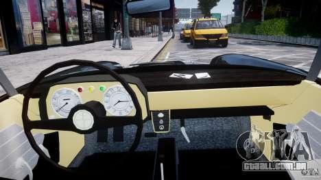 FSO Syrena Sport 1960 para GTA 4 vista direita
