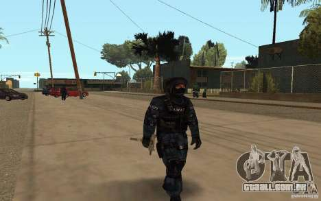 Alternative urban para GTA San Andreas terceira tela