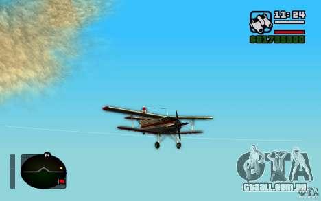 Antonov an-2 para GTA San Andreas