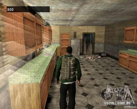 Interiores escondidos 3 para GTA San Andreas sexta tela