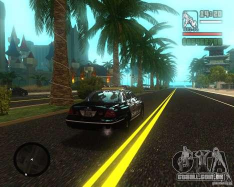 Real palms v2.0 para GTA San Andreas segunda tela