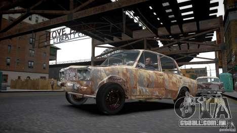 Rusty 2106 VAZ para GTA 4