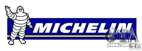 Michelin Racing Tires para GTA 4