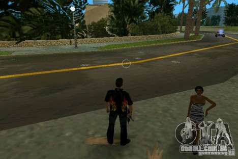 Manual Aiming para GTA Vice City