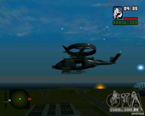 SA-2 Samson para GTA San Andreas