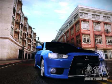Realistic Graphics HD para GTA San Andreas