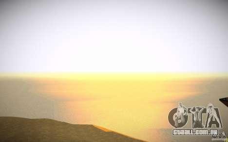 Água HD v 3.0 para GTA San Andreas décima primeira imagem de tela