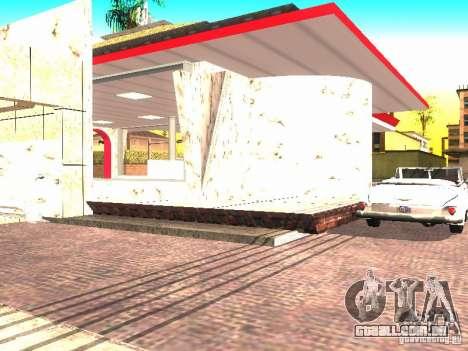 Mesquita e animação, oração para GTA San Andreas quinto tela