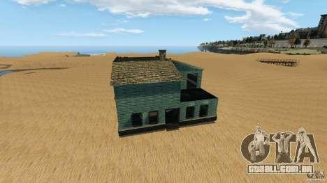 Deserto de Gobi para GTA 4 oitavo tela