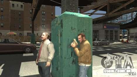 Uzi Skin para GTA 4 terceira tela