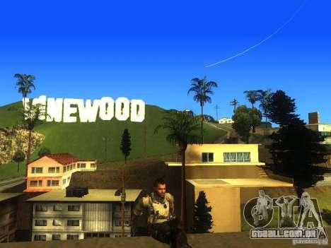 Animation Mod para GTA San Andreas décimo tela