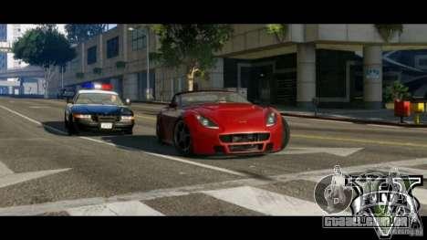 GTA 5 LoadScreens para GTA San Andreas oitavo tela