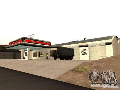 Garagem GRC em SF para GTA San Andreas