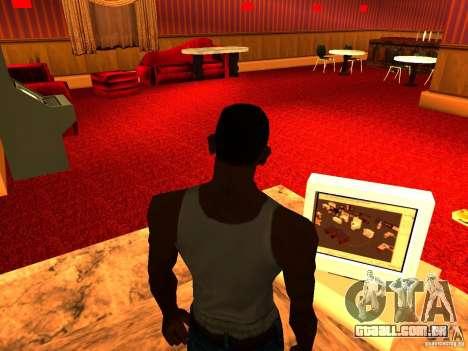 Bordel Cj v 1.0 para GTA San Andreas oitavo tela