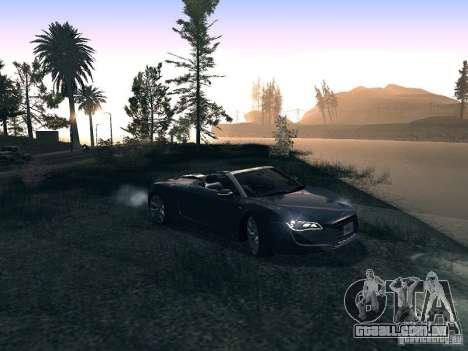 ENB Series By Raff-4 para GTA San Andreas segunda tela