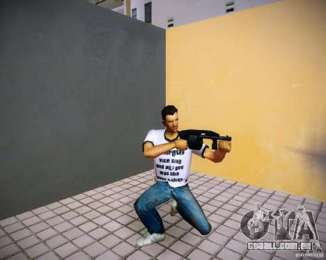 Pak de GTA 4 o Lost and Damned para GTA Vice City