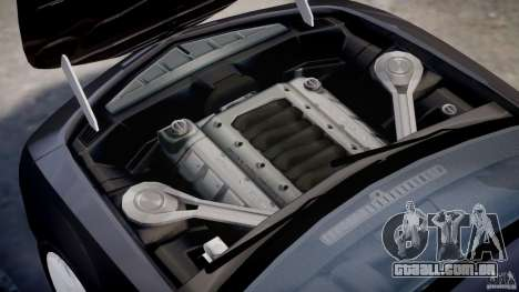Chevrolet Camaro SS 2009 v2.0 para GTA 4 interior