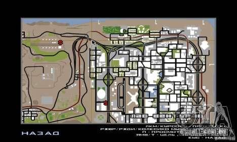 Welcome to Las Vegas para GTA San Andreas sétima tela