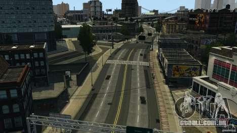 Cidade vazia para GTA 4 segundo screenshot