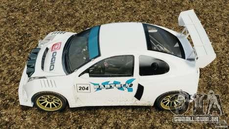 Colin McRae OGIO Rallycross para GTA 4 vista direita