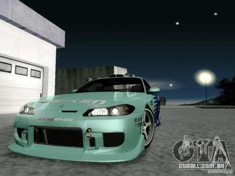 ENBSeries by Shake para GTA San Andreas twelth tela