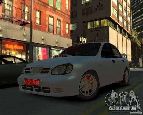 Daewoo Lanos para GTA 4