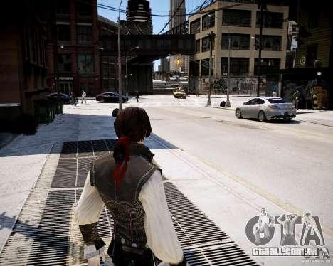 Assasins Creed 2 Young Ezio para GTA 4 terceira tela