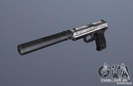 Grims weapon pack3-2 para GTA San Andreas quinto tela