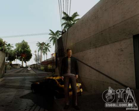 Daniel Craig para GTA San Andreas