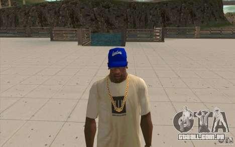 Cap WCCB para GTA San Andreas segunda tela