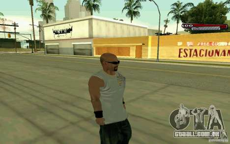 Mexican Drug Dealer para GTA San Andreas segunda tela