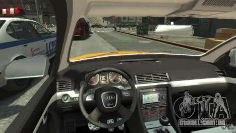 Audi S4 Avant para GTA 4