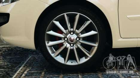 Fiat Punto Evo Sport 2012 v1.0 [RIV] para GTA 4 vista inferior