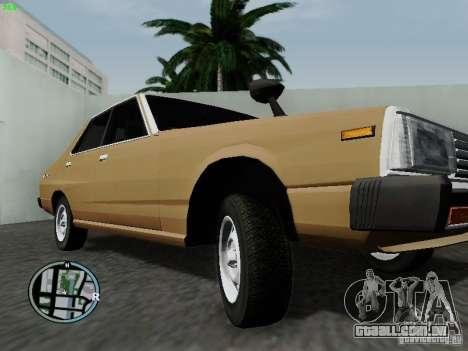 Nissan Skyline 2000GT C210 para GTA San Andreas vista interior