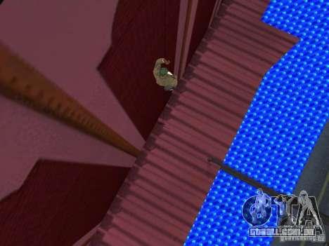 corda para GTA San Andreas quinto tela