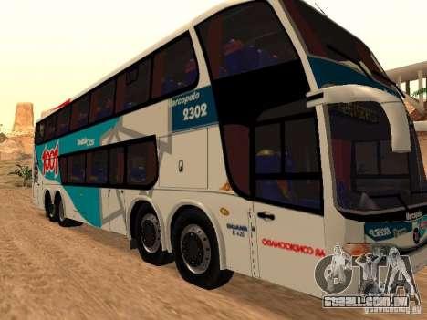Marcopolo Paradiso 1800 G6 8x2 SCANIA para GTA San Andreas