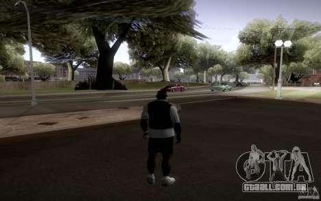 StreamMemFix2.2 para GTA San Andreas quinto tela