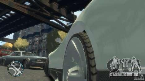 Maybach Exelero para GTA 4 vista superior