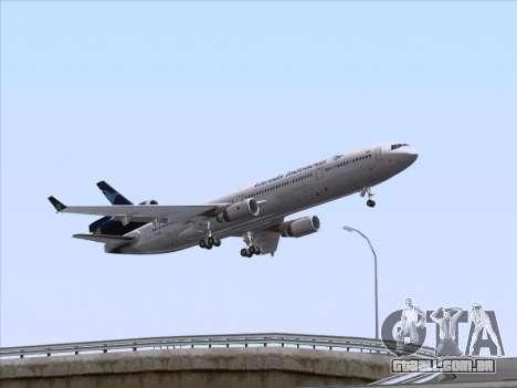 McDonnell Douglas MD-11 Garuda Indonesia para as rodas de GTA San Andreas