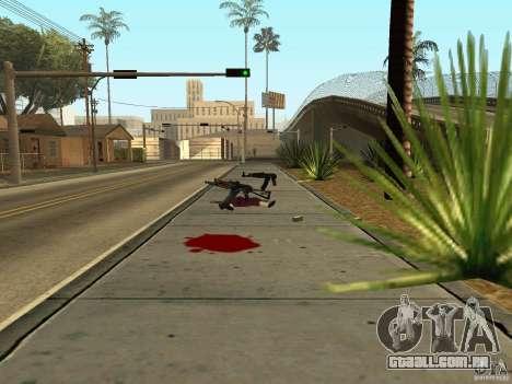 Armas nacional-versão 1.5 para GTA San Andreas sétima tela