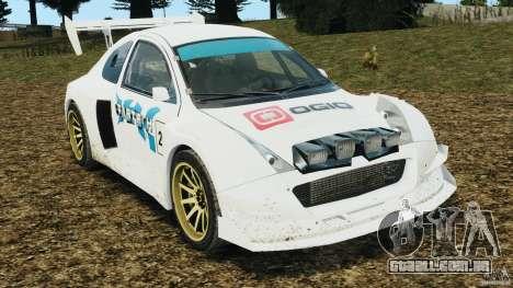 Colin McRae OGIO Rallycross para GTA 4