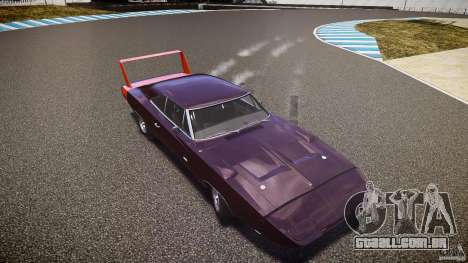 Dodge Charger Daytona 1969 [EPM] para GTA 4 motor