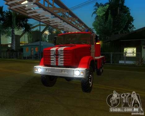 ZIL 4334 Al-30 para GTA San Andreas
