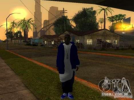 Crips para GTA San Andreas terceira tela