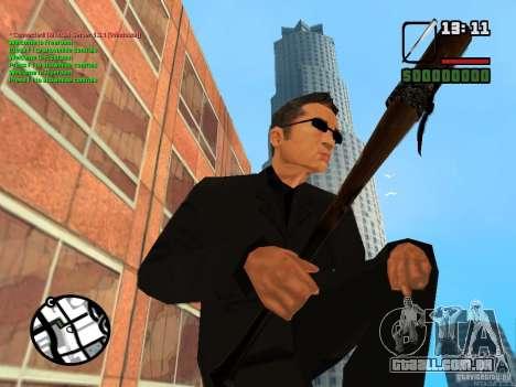 Gun Pack by MrWexler666 para GTA San Andreas sétima tela