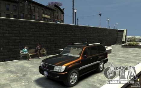 LEXUS LX 470 para GTA 4